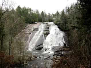 Waterfall- Dupont State Park